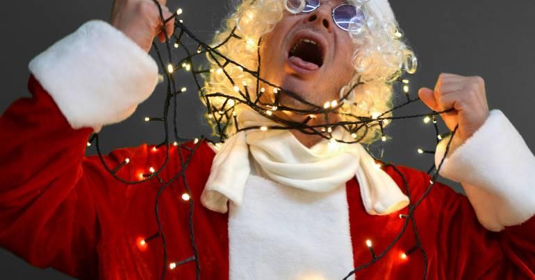 Natale da incubo? Cosa fare quando stress, depressione e conflitti rovinano le feste.
